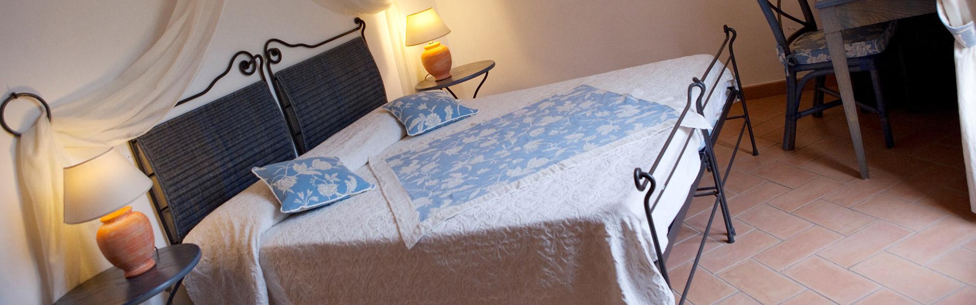 Camera Smeraldo nel Blu Hotel Gallo Nero