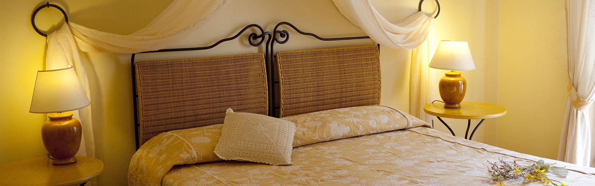 Camere Hotel Gallo Nero
