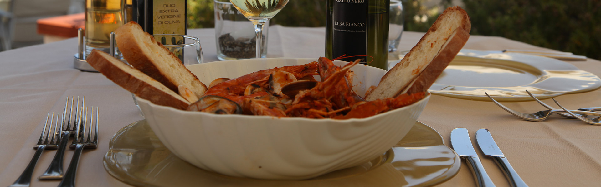 Cucina Hotel Gallo Nero
