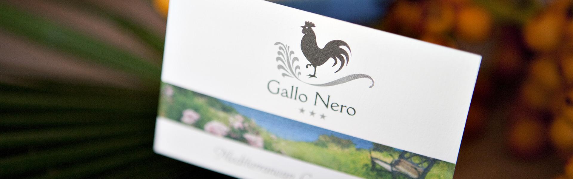 Richiesta Hotel Gallo Nero