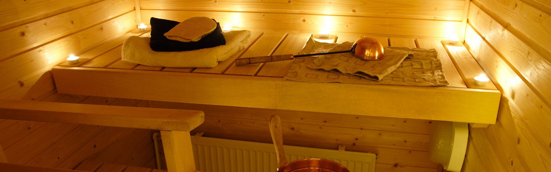 Sauna Hotel Gallo Nero